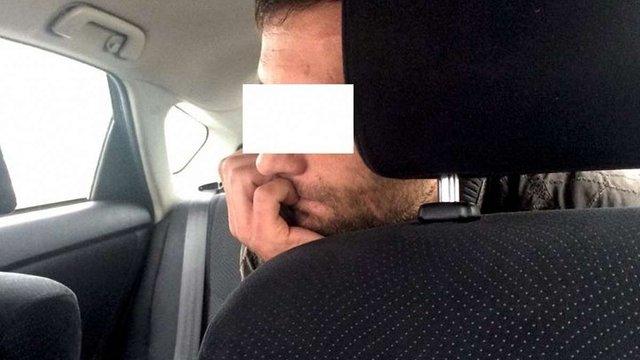 Львівські патрульні зупинили водія у стані сильного наркотичного сп'яніння