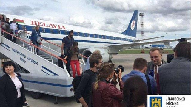 Андрій Садовий представить у Мінську інвестиційні та туристичні можливості Львова