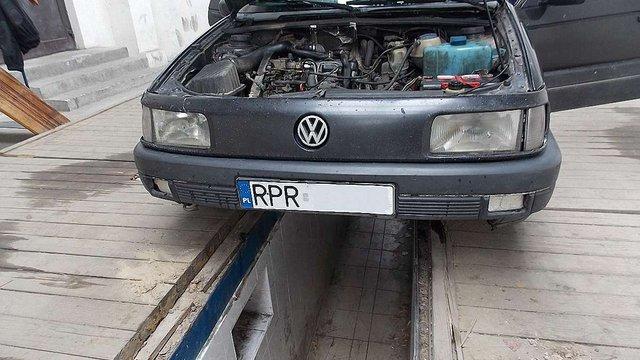 У Краковці вилучили третє за цей тиждень авто за контрабанду сигарет