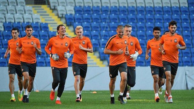 Сьогодні «Шахтар» зіграє перший матч за кваліфікацію у Лігу Європи
