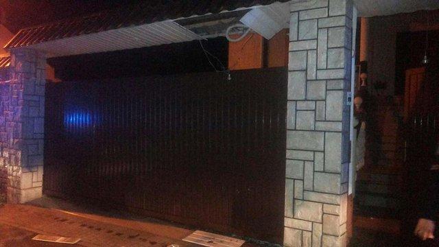 Вночі невідомі кинули гранату на подвір'я львівського підприємця