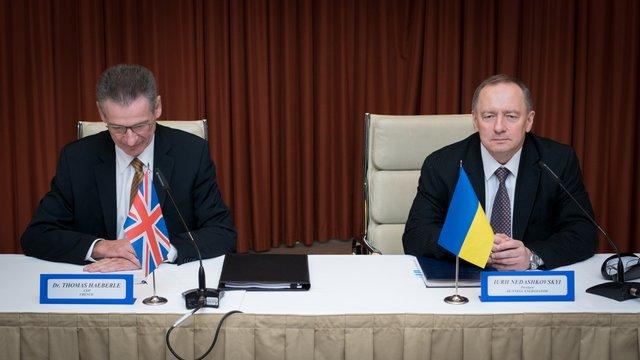 Енергоатом уклав угоду про постачання збагаченого урану з міжнародною компанією URENCO