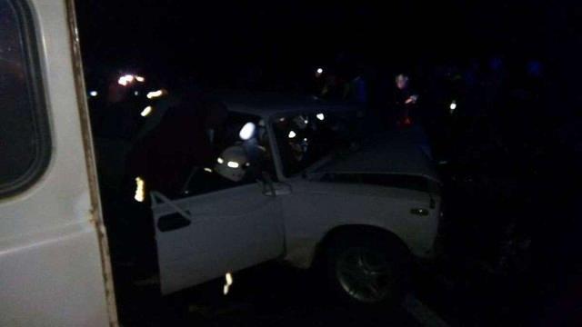 В аварії на трасі Львів-Краковець загинула людина, ще четверо у лікарні