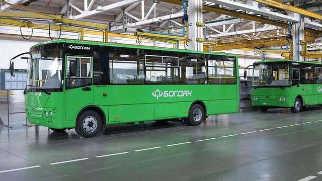Львівські перевізники куплять 23 нових автобуси