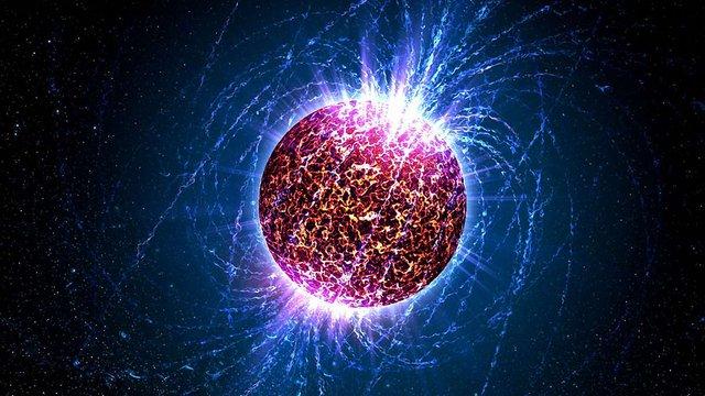 Вчені виміряли температуру нейтронної зірки