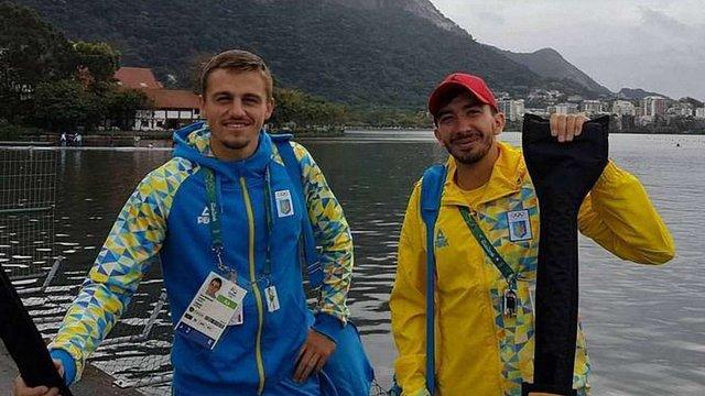 Українські веслувальники вибороли бронзу на Олімпійських іграх