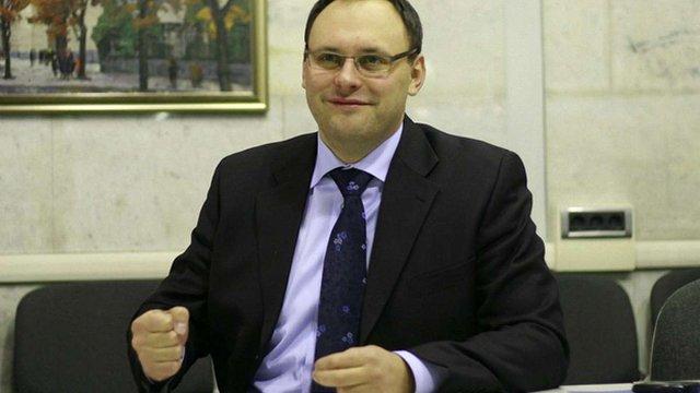 Генпрокуратура передала МЗС клопотання про екстрадицію Владислава Каськіва з Панами