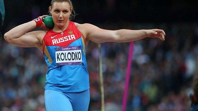 Російську легкоатлетку позбавили срібла Олімпіади-2012