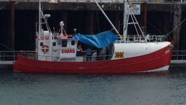 На узбережжі Великобританії затримали судно з тонною кокаїну