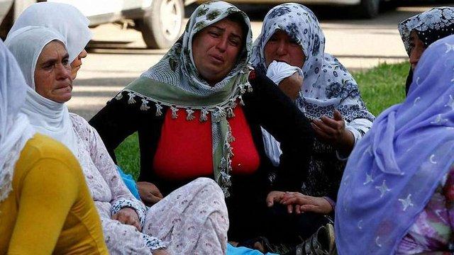 Кількість загиблих від теракту на весіллі у Туреччині зросла до 50 осіб