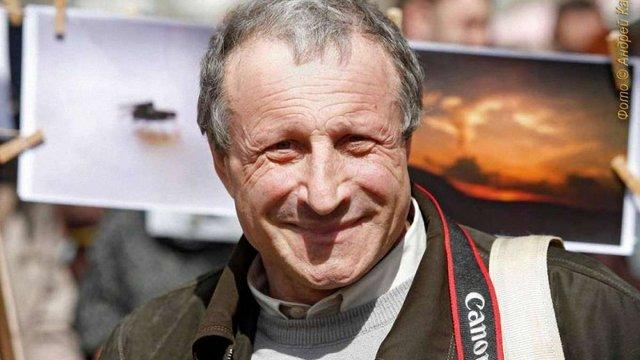 На Всесвітньому форумі українців кримчани закликали звільнити журналіста