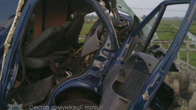 У ДТП біля Луцька постраждали вісім людей