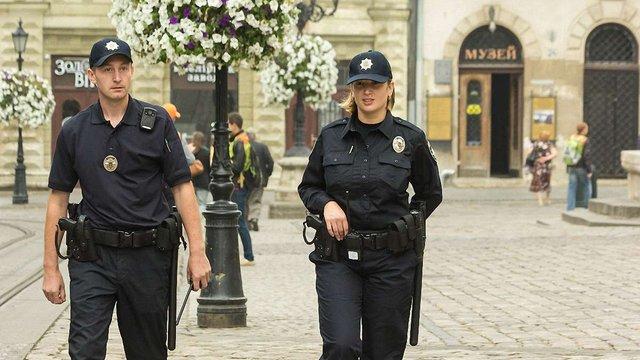У патрульній поліції Львова скаржаться на нестачу працівників