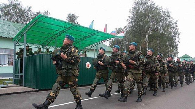 У Білорусі почалися спільні з РФ військові навчання