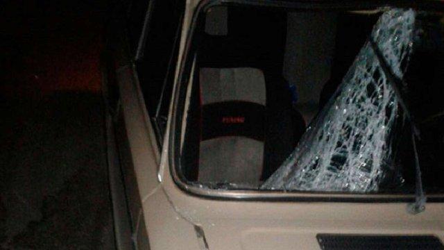 У Золочеві під колесами автівки загинув пішохід