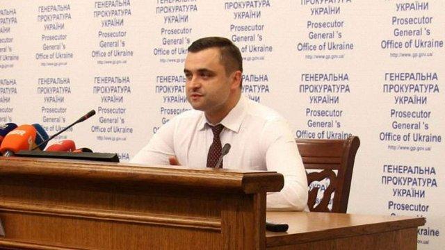 Прокурора-фігуранта інциденту ГПУ і НАБУ підвищили у чині