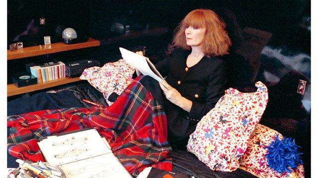 У Парижі померла відома кутюр'є Соня Рікель