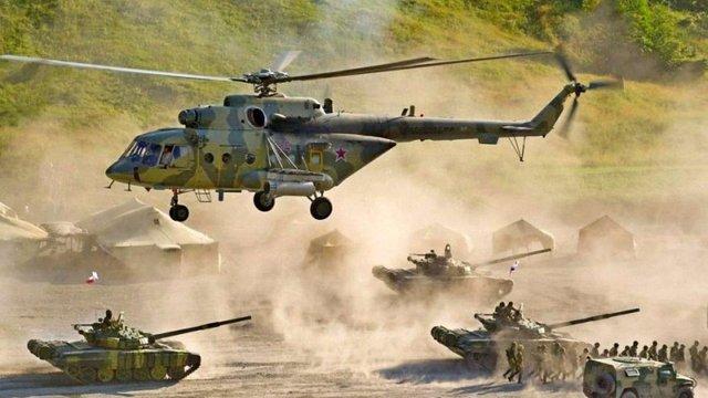 У розвідці повідомили, що Росія планує перекинути велику кількість військ до кордону з Україною