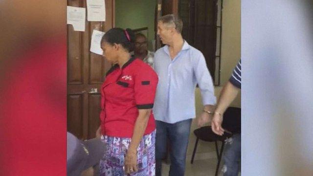 У Домінікані затримали екс-мера Херсона Володимира Сальда