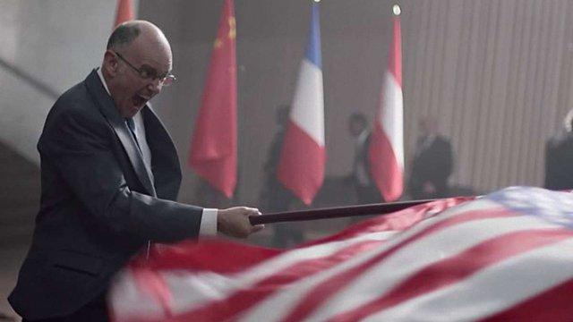Американський діджей зняв у Києві кліп про бійку політиків