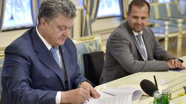 Президент підписав указ про відзначення в Україні 500-річчя Реформації