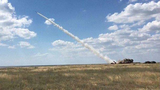 Українські військові здійснили запуск 14 ракет