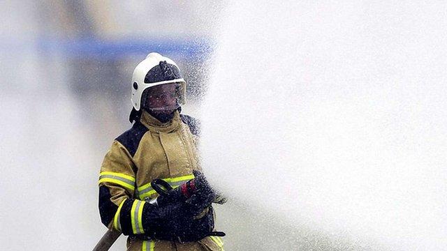 У Москві внаслідок пожежі на складі загинули 17 людей