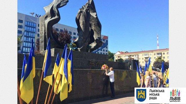 Андрій Садовий привітав українців зі 160-річчям від дня народження Івана Франка