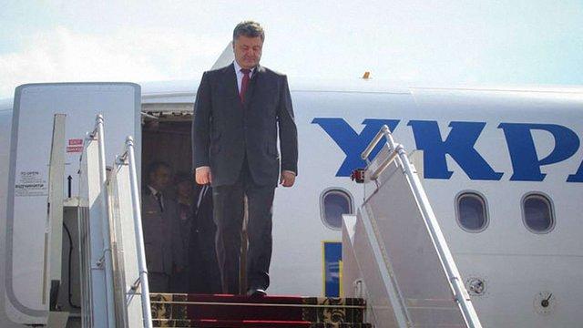 З початку року президент і уряд витратили на авіаперельоти майже ₴14,5 млн