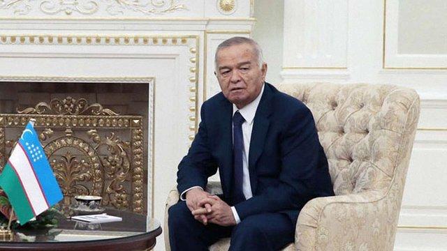 Президент Узбекистану Іслам Карімов потрапив до лікарні
