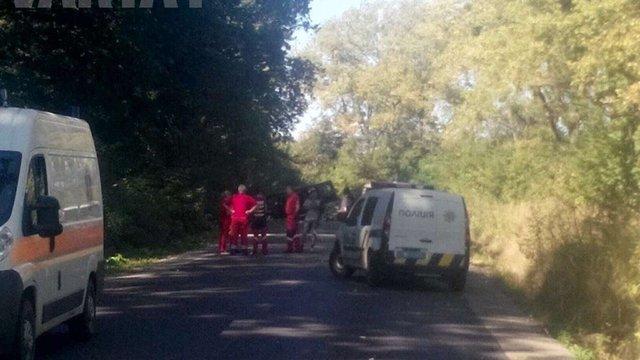 Внаслідок вибуху позашляховика на Львівщині загинули троє людей