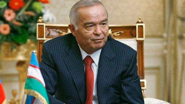 Президент Узбекистану Карімов госпіталізований з інсультом