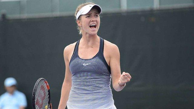 Еліна Світоліна повернулась у топ-20 найсильніших тенісисток світу