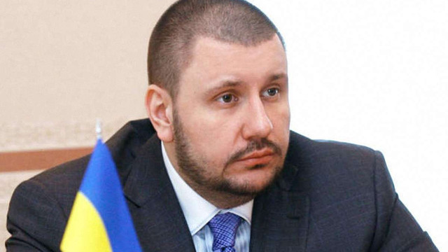 В Україні заарештували майно і рахунки екс-міністра доходів Клименка