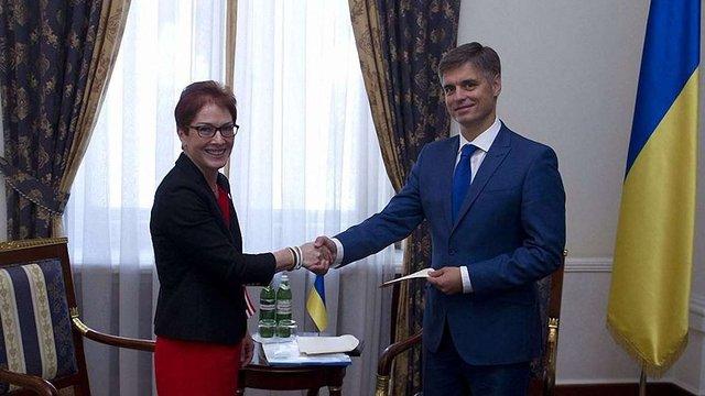 Новий посол США готується до подорожі Україною