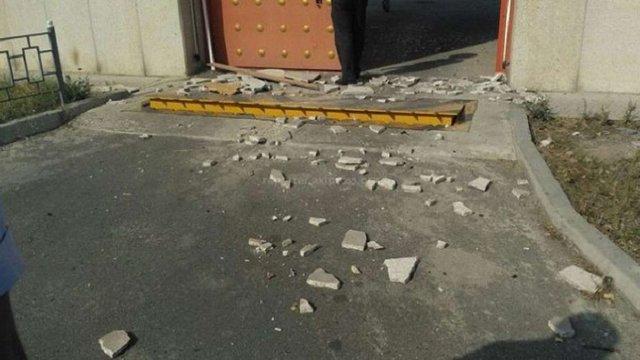Біля посольства Китаю у Бішкеку пролунав вибух, є загиблі