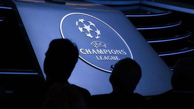 УЄФА змінить час трансляції матчів Ліги чемпіонів