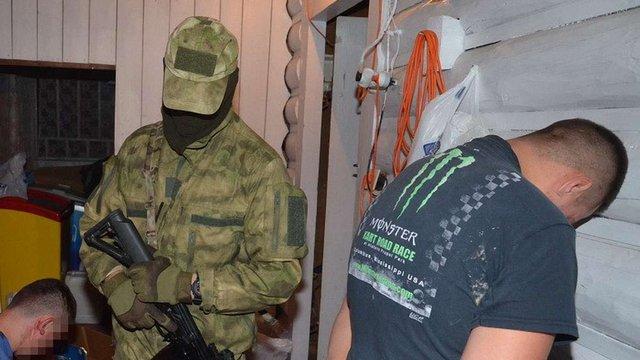 На Івано-Франківщині СБУ викрила лабораторію з виробництва амфетаміну