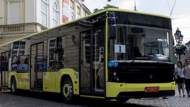 «Електронтранс» виграв у АМКУ суд на постачання Львову 55 автобусів