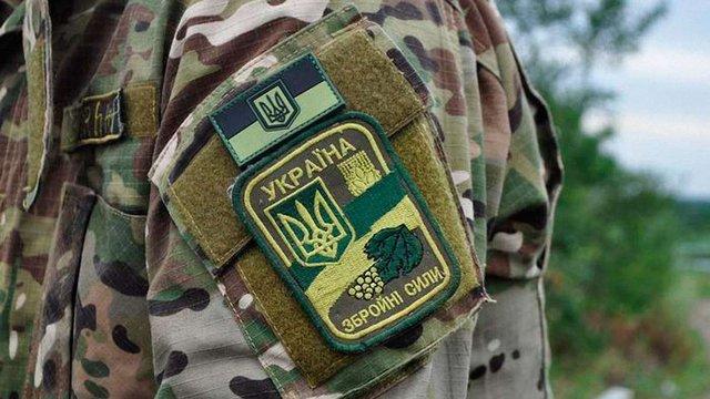 У бою на Донбасі загинув один український військовий
