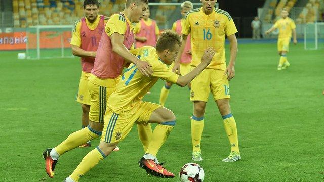 П'ять футболістів покинули розташування збірної України перед матчем з Ісландією