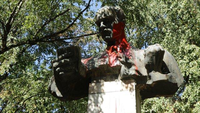 Наступного тижня у Львові демонтують пам'ятник Тудору