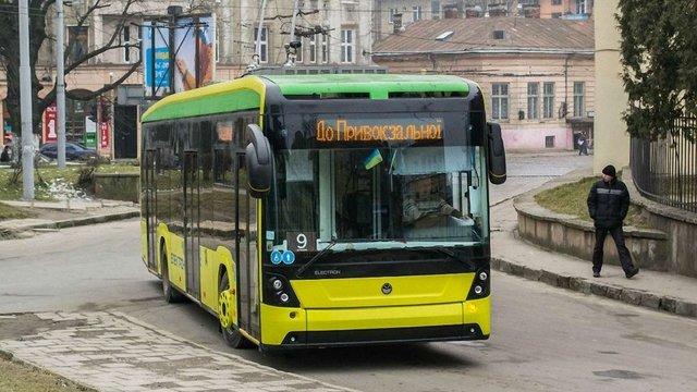 У вересні почнуть будувати тролейбусну лінію до нового терміналу львівського аеропорту