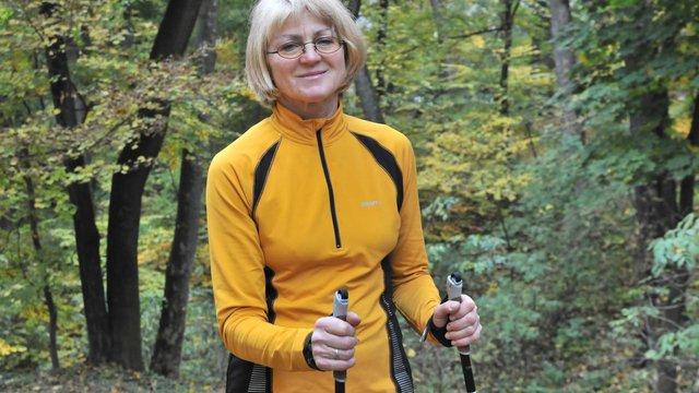 Львів'янка перемогла на етапі Кубка світу зі скандинавської ходьби