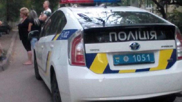 Патрульні інспектори на службовому авто збили дитину у Львові