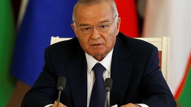 Уряд Узбекистану офіційно оголосив про критичний стан Іслама Карімова