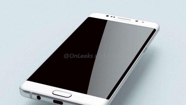 Samsung відкликає смартфони Galaxy Note 7 через випадки їхнього загоряння при заряджанні