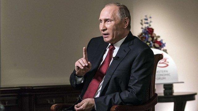Путін згадав про Львів, коментуючи пропозицію віддати Калінінград