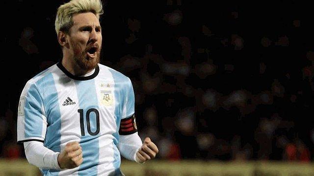 Ліонель Мессі повернувся у збірну Аргентини і забив переможний гол