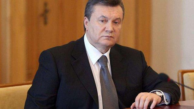 Генпрокуратура передасть до суду справу про держзраду Януковича до кінця року